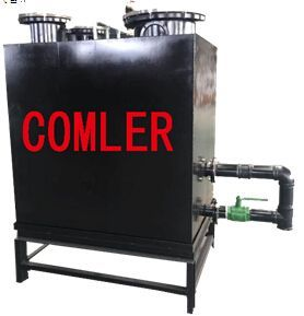 Comler exhaust gas purification system for diesel generator exhaust contains harmful sulfur compounds, nitrogen oxides, etc., while the outlet temperature reaches 439 ℃, thermal pollution to the environment, therefore, need to be treated exhaust gas purification to meet the international and domestic environmental regulatory requirements.