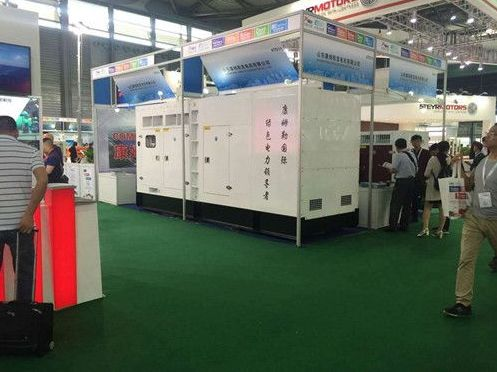 The sixteenth China International Power electrical equipment